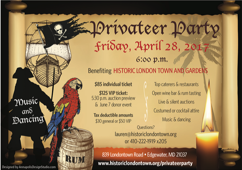 HLTG Privateer Party